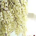 זול פרחים מלאכותיים-פרחים מלאכותיים 1 ענף סגנון מינימליסטי / פסטורלי סגנון צמחים סל פרח