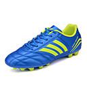baratos Sapatos Esportivos Masculinos-Homens Couro Ecológico Primavera / Outono Conforto Tênis Futebol Preto / Verde / Azul