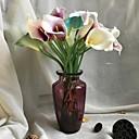 tanie Sztuczny kwiat-Sztuczne Kwiaty 5 Gałąź Rustykalny / Ślub Kalia liliowa Bukiety na stół
