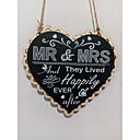 זול קישוטי חתונה-חתונה / ארוסים עץ קישוטי חתונה נושא חוף / נושא אגדות / משפחה / חתונה כל העונות