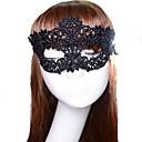 billige Masker-Halloween-masker / Halloweentillbehör / Halloween Accessories Nyt Design / Sexet dame / Udsøgt Klassisk Tema / Ferie / Eventyr Tema