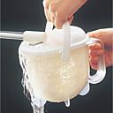 זול כלי אוכל-כלי מטבח פלסטיק Multi-function ניקוי עבור כלי בישול 1pc