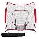 hesapli Basketbol-214*214*107 cm Beyzbol / Softbol Net bulaşıcı / vuruş / Satış Konuşması Trainer / Eğitim Malzemeleri / Katlama Oxford / Polyester / 600D