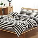 preiswerte Geometrische Duvet Covers-Bettbezug-Sets Geometrische Muster Polyester / Baumwolle Reaktivdruck 3 Stück