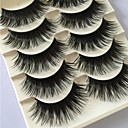 cheap Eyelashes-Cosmetic 1 Volumized Natural Smokey Makeup Full Strip Lashes
