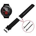 billige Smartklokke Tilbehør-Klokkerem til Huami Amazfit A1602 Xiaomi Sportsrem Silikon Håndleddsrem
