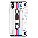 cheap Cellphones Screen Protector-Case For Apple iPhone X iPhone 8 Plus Pattern Back Cover Cartoon Soft TPU for iPhone X iPhone 8 Plus iPhone 8 iPhone 7 Plus iPhone 7