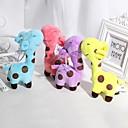 preiswerte Kuscheltiere & Plüschtiere-1PCS 18cm Rainbow Giraffe Giraffe Kuscheltiere & Plüschtiere lieblich Exquisit Stoff Unisex Mädchen Spielzeuge Geschenk 1 pcs