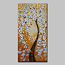 cheap Oil Paintings-Mintura® Hand Painted Rich Tree Oil Paintings On Canvas Modern Abstract Flowers Wall Art Picture For Home Decoration Ready To Hang