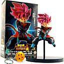 olcso Rajzfilmfigurák-Anime Akciófigurák Ihlette Dragon Ball Son Goku PVC 12 cm CM Modell játékok Doll Toy