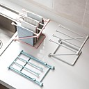 cheap Kitchen Tools-Kitchen Organization Rack & Holder Plastic Creative Kitchen Gadget / Storage 1set