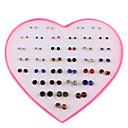 cheap Earrings-Women's Stud Earrings - Resin Fashion Rainbow For Daily