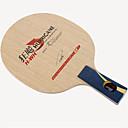 זול שולחן טניס-DHS® Hurricane H-WH CS Ping Pang/מחבטי טניס שולחן לביש עמיד עץ סיבי פחמן EGS 5-PLY 1