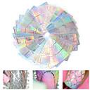 voordelige Watertransfer nagelstickers-24 pcs Stickers & Tapes / Folie Sticker / Nagel sticker Nail Decals Nail Art Tool