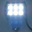 זול פנסי אופניים-פנס אחורי לאופניים / אורות בטיחות / אורות זנב LED LED רכיבת אופניים יציבות, תאורת לד, עמיד במים 5500 lm לבן טבעי מחנאות / צעידות / טיולי מערות / שימוש יומיומי / צלילה / שייט