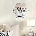 זול מדבקות קיר-צורות מדבקות קיר מדבקות קיר מראות מדבקות קיר דקורטיביות, ויניל קישוט הבית מדבקות קיר קיר תַפאוּרָה 11pcs