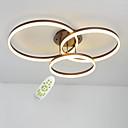 baratos Luminárias de Teto-3-cabeça simplicidade moderna levou acrílico ceilinglamp sala de estar sala de jantar quarto luminária