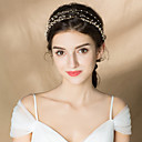 cheap Party Headpieces-Imitation Pearl Headbands with Imitation Pearl 1pc Wedding / Party / Evening Headpiece