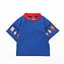 ieftine Seturi Îmbrăcăminte Băieți-Copii Băieți Mată Manșon scurt Tricou