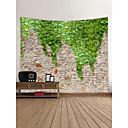 رخيصةأون اللوحات الجدارية-الحديقةGarden Theme مناظر الطبيعيةمربع جدار ديكور 100 ٪ بوليستر معاصر الحديث جدار الفن, سجاد الحائط زخرفة