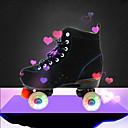 お買い得  インラインスケート-成人 通気性 / 耐久 / ホイールが点灯 ブラック / イエロー アウトドア