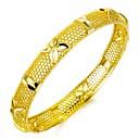 זול צמיד אופנתי-צמידים - אתני צמידים זהב עבור יום הולדת מתנה