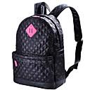 cheap Socks-Women's Bags Leather Backpack Ruffles Crocodile Red / Purple