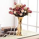 ieftine Vase & Coș-Flori artificiale 0 ramură Lux / European Vază Față de masă flori / Single Vase