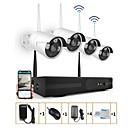 tanie Systemy CCTV bezprzewodowe-80 ° KUMPEL / NTSC / PAL / NTSC SNR 50 Szybkość transmisji 200 Mb/S