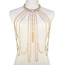 cheap Body Jewelry-Belly Chain / Necklace Belly Chain Ladies, Bikini, Fashion Women's Gold Body Jewelry For Going out / Bikini