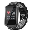 olcso Okosórák-Intelligens karkötő CPF8 mert Android iOS Bluetooth Vízálló Szívritmus monitorizálás Vérnyomásmérés Érintőképernyő Elégetett kalória Lépésszámláló Hívás emlékeztető Testmozgásfigyelő Alvás nyomkövető