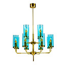 cheap Ceiling Lights-QIHengZhaoMing Candle-style Chandelier Ambient Light 110-120V / 220-240V, Warm White, Bulb Included / 15-20㎡