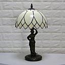 tanie Lampy stołowe-Tradycyjny / Classic Dekoracyjna Lampa stołowa Na Szkła 220-240V