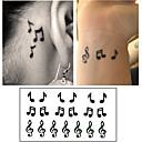 preiswerte Nagel Strass & Dekorationen-10 pcs Tattoo Aufkleber Temporary Tattoos Zeichentrickserie Körperkunst Arm
