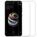 cheap Cellphones Screen Protector-Screen Protector Xiaomi for Xiaomi A1 Tempered Glass 2 pcs Front Screen Protector Scratch Proof Explosion Proof 2.5D Curved edge 9H