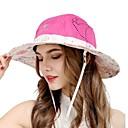 ieftine Clothing Accessories-VEPEAL Καπέλο πεζοπορίας Căciulă Alergare Pălării Rezistent la Vânt Ușor Uscare Rapidă Primăvară Vară Galben Pentru femei Pescuit Drumeție Exerciții exterior Floral / Botanic / Rezistent la UV