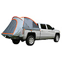 cheap Tents, Canopies & Shelters-2 person Truck Tent Double Layered Poled Dome Camping Tent Outdoor Rain-Proof, Windproof for Fishing / Camping / Hiking / Caving / Traveling 1500-2000 mm PE, Oxford 315*180*170 cm