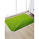 preiswerte Nachtleuchten-Fußmatten / Badvorleger / Vorleger Traditionell / Landhaus Stil Baumwollflanell, Rechteck Gehobene Qualität Teppich / Rutschfestes Latex