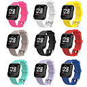 cheap Smartwatch Accessories-Watch Band for Fitbit Versa Fitbit Sport Band Silicone Wrist Strap