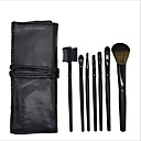 cheap Umbrella/Sun Umbrella-7 pcs Makeup Brushes Professional Makeup Brush Set / Make Up / Blush Brush Synthetic Hair / Artificial Fibre Brush Eco-friendly /