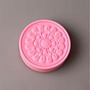 billige Bakeredskap-Bakeware verktøy Silikon Gummi Ferie / Kreativ / Bursdag Dagligdags Brug Rund Cake Moulds 1pc