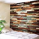 tanie Tapestry Ścienne-Achitektura Dekoracja ścienna Poliester Vintage Wall Art, Ścienne Gobeliny Dekoracja