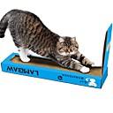 tanie Zabawki dla kota-Kocimiętka / Legowiska Prosty / Przystosowany dla zwierząt domowych / Drapak Kocimiętka / Karton Na Koty