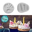 billige Bakeformer-Bakeware verktøy Silikon Multifunksjonell For kjøkkenutstyr Cake Moulds 1pc