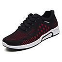 tanie Adidasy męskie-Męskie Komfortowe buty Dzianina Wiosna / Jesień Adidasy Szary / Czarny czerwony