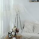 halpa Harsoverhot-Läpinäkyvät verhot Shades Makuuhuone Boheemi Knitted Kirjailu