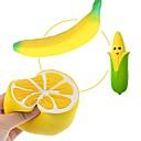 billige Lekebiler i støpejern-MINGYUAN Stresslindrende leker Frukt Foreldre-barninteraksjon / Dekompresjon Leker / Smuk 3pcs Alle Gave
