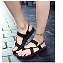 abordables Sandalias de Hombre-Hombre Zapatos Confort Vaquero Verano Sandalias Negro / Gris / Marrón