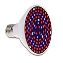 abordables Luz Ambiente LED-1pc 23W 1200lm E26 / E27 Growing Light Bulb 120 Cuentas LED SMD 5730 Decorativa Blanco Cálido Blanco Azul Rojo 85-265V