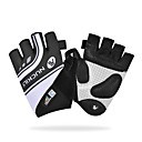 cheap Armwarmers & Legwarmers-Nuckily Sports Gloves Bike Gloves / Cycling Gloves Anti-Slip / Reflective / Wearable Fingerless Gloves Terylene / PU(Polyurethane) Road Cycling / Cycling / Bike / Activity & Sports Gloves Unisex